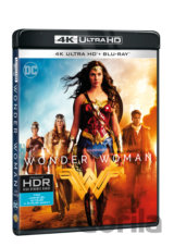 Wonder Woman (2017 - UHD + HD - 2 x Blu-ray)