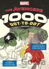 The Avengers 1000 Dot-to-Dot Book