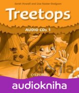 Tree Tops 1 Class CDs (2) (Howell, S. - Kester-Dodgson, L.) [CD]