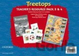 Treetops 3 and 4: Teacher's Resource Pack