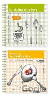 Zachráňte svoje črevo aProtiprdkavá kuchárska kniha (Igor Bukovský) [SK]