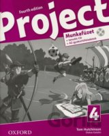Project 4 - Munkafüzet