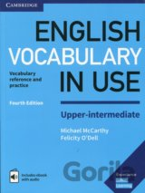 English Vocabulary in Use Upper-Intermediate: Vocabulary reference and practice