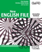 New English File Intermediate Workbook without Key (Oxenden, C. - Latham-Koenig,