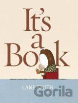 It's A Book! (Illustrated) (Lane Smith)