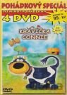 Kravička Connie (4 DVD)