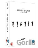 James Bond - 23 Film Collection [2015]