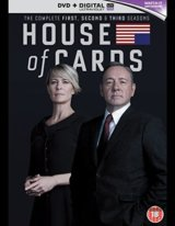 House of Cards - Season 1-3