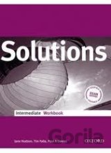 Solutions Intermediate Workbook (Falla, T. - Davies, P.) [Paperback]