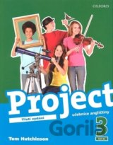 Project the Third Edition 3 Student´s Book CZ (Tom Hutchinson)