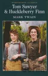 Tom Sawyer and Huckleberry Finn (Mark Twain) (Paperback)
