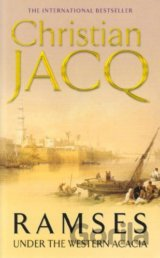 Under the Western Acacia (Christian Jacq) (Paperback)
