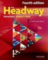 New Headway Fourth Edition Elementary Student´s Book + iTutor DVD CZ (John and L
