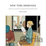 New York Drawings (Adrian Tomine) (Hardcover)