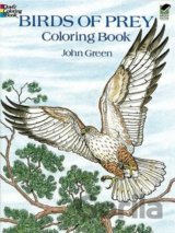Birds of Prey Coloring Book (Dover Nature Col... (John Green)
