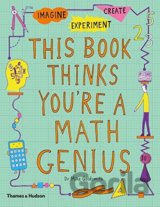 This Book Thinks You're a Maths Genius (Paper... (Mike Goldsmith, Harriet Russel