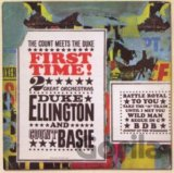 ELLINGTON, DUKE & BASIE, COUNT: FIRST TIME! THE COUNT MEETS