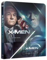 X-Men Trilogie 1-3 (Blu-ray - Steelbook 2016)