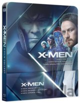 X-Men Prequel 4-6 (Blu-ray - Steelbook 2016)