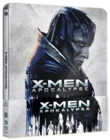 X-Men: Apokalypsa (2 x Blu-ray) - Steelbook