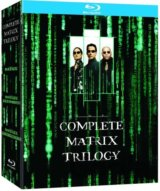 The Matrix Trilogy - Collection (3-DISC Blu-ray)