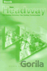Slovník New Headway (New Headway Elementary, New Headway Pre-Intermediate)
