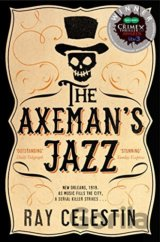 The Axeman's Jazz (Ray Celestin) (Paperback)