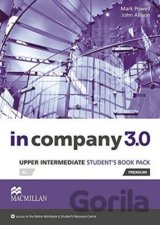 In Company 3.0: Upper Intermediate - Student's Book Pack