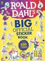 Roald Dahl's Big Official Sticker Book (Paper... (Puffin)