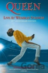 Queen: Live At Wembley Stadium (2-disc)