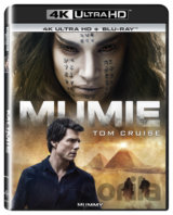 Mumie (2017) Ultra HD Blu-ray (UHD + BD)