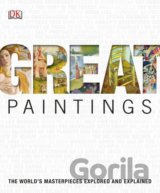 Great Paintings (DK) (Hardcover)