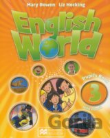 English World 3: Pupil's Book with eBook (Mary Bowen, Liz Hocking)
