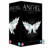Angel - Complete Season 1-5 (DVD)