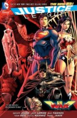 Justice League Trinity War HC (The New 52) (H... (Various)