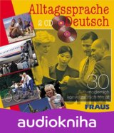 Alltagssprache Deutsch - CD /2ks/