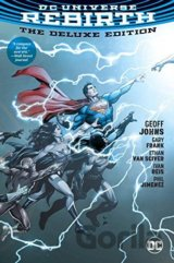 DC Universe Rebirth Deluxe Edition HC (DC Uni... (Geoff Johns, Gary Frank)