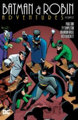 Batman and Robin Adventures (Volume 2) (Ty Templeton)