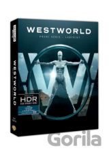Westworld 1. série Ultra HD Blu-ray (UHD + BD)