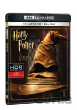 Harry Potter a Kámen mudrců (Ultra HD Blu-ray)