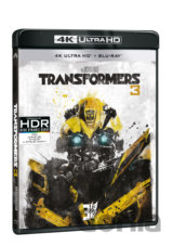Transformers 3 (Ultra HD Blu-ray)