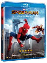 Spider-Man: Homecoming + komiks (Blu-ray)