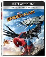 Spider-Man: Homecoming Ultra HD Blu-ray (UHD + BD)