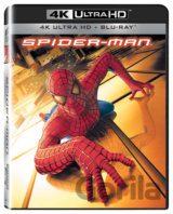 Spider-Man Ultra HD Blu-ray (UHD + BD)