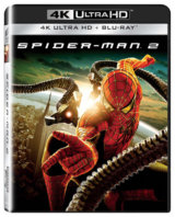 Spider-Man 2 Ultra HD Blu-ray (UHD + BD)
