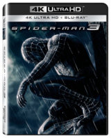 Spider-Man 3 Ultra HD Blu-ray (UHD + BD)