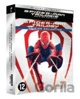 Spider-man Digibook Origins Ultra HD Blu-ray (UHD + BD)