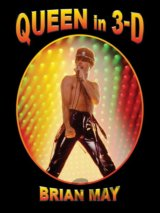 Queen in 3-D (3d Stereoscopic Book) (Hardcove... (Brian May)