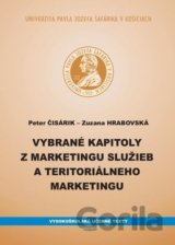 Vybrané kapitoly z marketingu služieb a teritoriálneho marketingu (Peter Čisárik