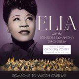 Ella Fitzgeral, London Sympony Orchestra: Someone To Watch Over me [CD]